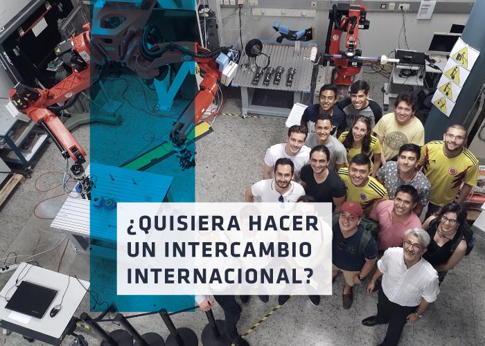 Conozca la oficina de internacionalización, es la unidad encargada de los intercambios internacionales | Uniandes