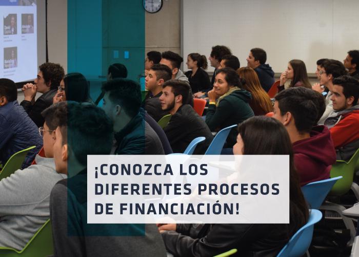Pagina Principal Estudiantes Apoyo Financiero | Uniandes