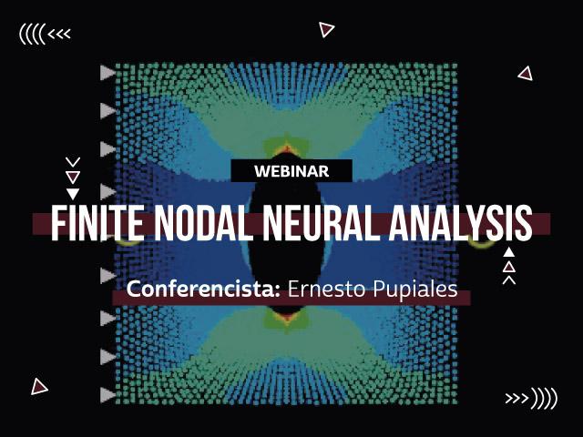 Ernesto hablará sobre la predicción de campos de esfuerzos usando redes neuronales