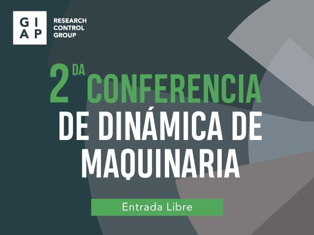 2da Conferencia de Dinámica de Maquinaria
