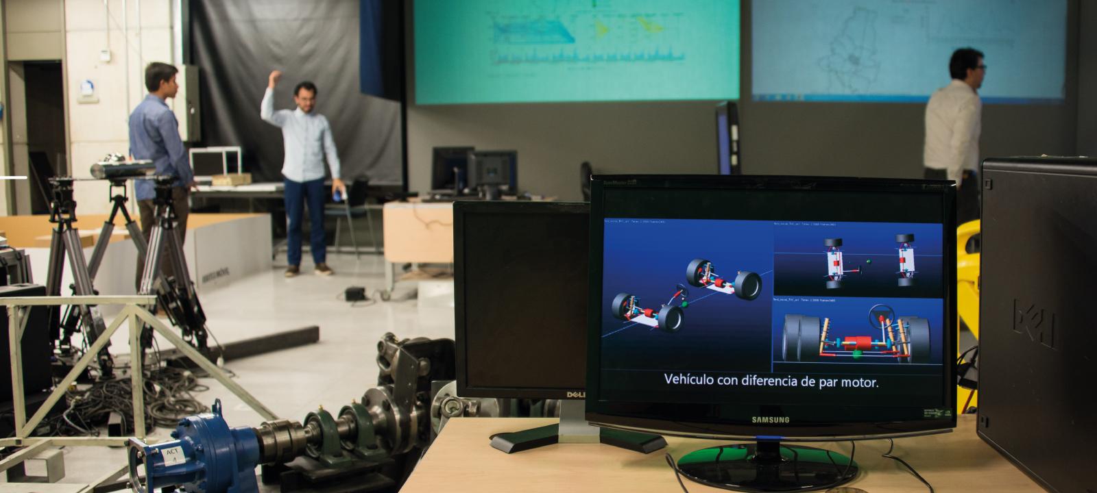 Ml-001 Laboratorio - Dinámica de Maquinaria | Uniandes