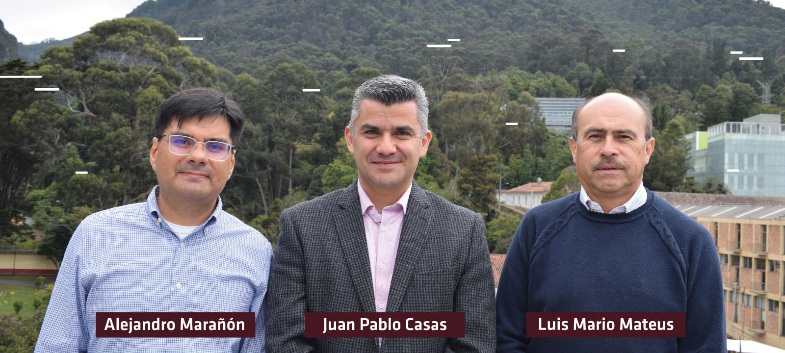 Grupo de Investigación Integridad Estructural Profesores | Uniandes