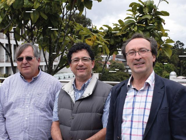 Profesores del Grupo de Investigación en Materiales y Manufactura | Uniandes