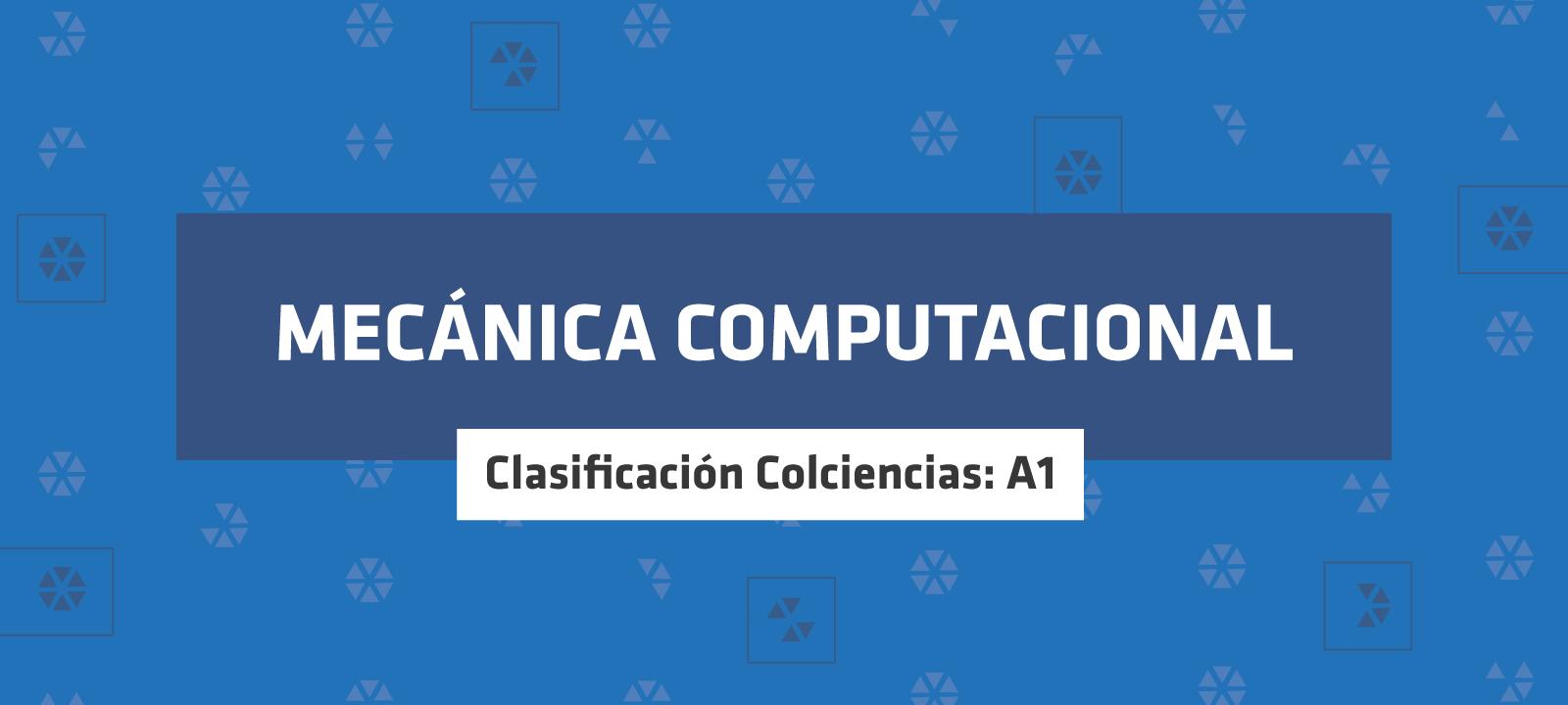 Grupo de investigación - Mecánica Computacional | Uniandes