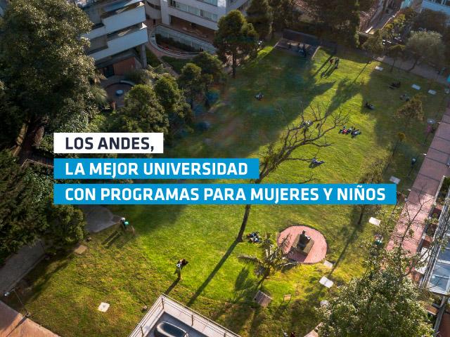 La edición 2020 del premio Women in Energy, otorgó este reconocimiento a la Universidad de los Andes