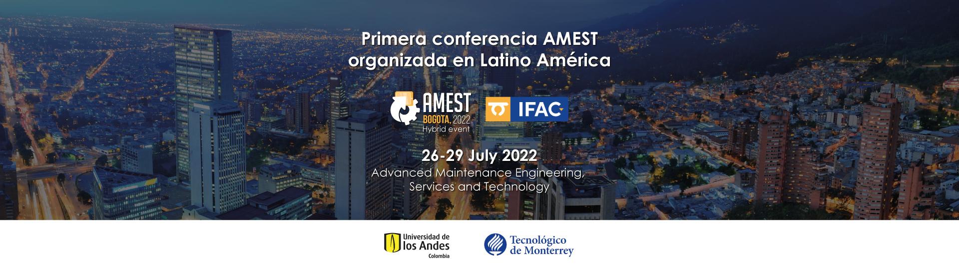 Primera conferencia AMEST en Latinoamérica estará en Uniandes