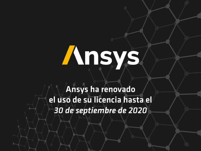 Profesores y estudiantes de IMEC tendrán acceso a la licencia de Ansys
