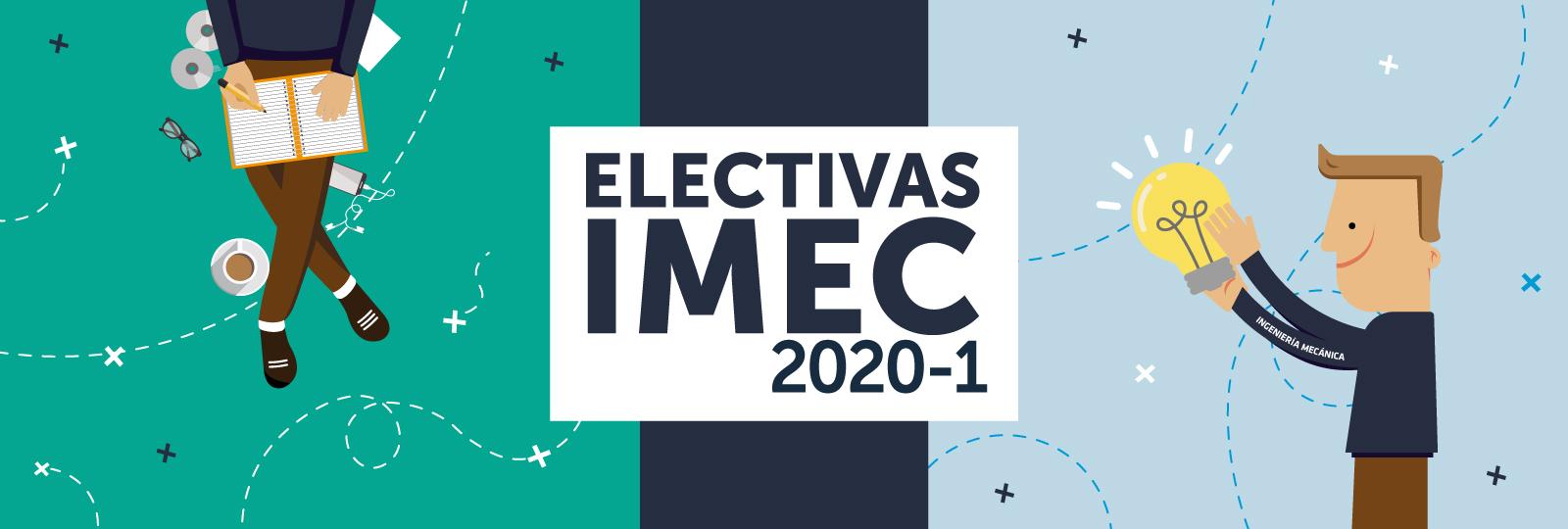 Electivas IMEC 2020-1