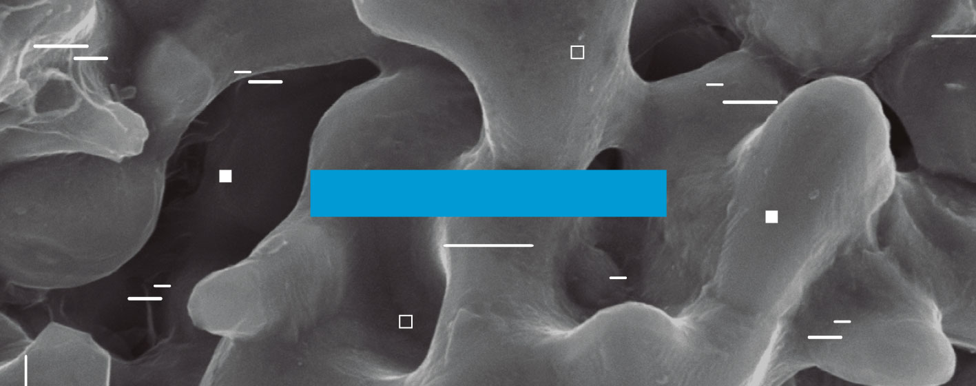 Muestra tomada en laboratorio de microscopía óptica del Departamento de Ingeniería Mecánica | Uniandes