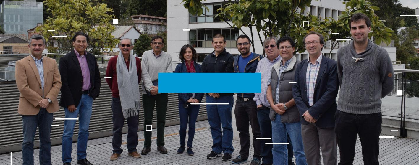 Profesores del Departamento de Ingeniería Mecánica de la Universidad de los Andes | Uniandes